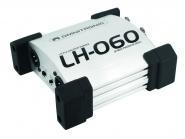 OMNITRONIC LH-060, DI-Box passiv DUAL