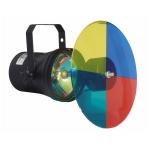 Showtec PAR-36 Farbwechsler Set, schwarz