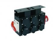 EUROLITE SB-652X CEE-Stromverteiler