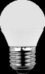 LED Tropfen 45x78 230V 3W E-27 2700K 300lm (EEK: A+)
