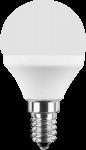 LED Tropfen 45x78 230V 4W E-14 2700K 300lm (EEK: A+)