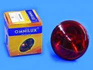 OMNILUX PAR-36 6,4V/30W G53 VNSP rot