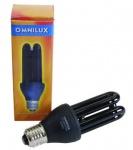OMNILUX UV Leuchtstofflampe 15W E-27 3U