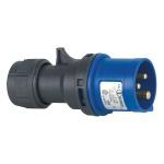 ABL SURSUM CEE Stecker 16A 3-polig, blau