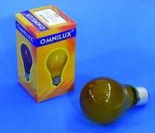 OMNILUX A19 Glühlampe 230V/25W E-27 gelb