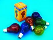 OMNILUX A19 Glühlampe 230V/40W B-22 violett