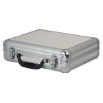 DAP Mikrofon-Case für 7 Mikros Silver-rib
