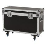 Flightcase für 2x Showtec Phantom LED 25/50
