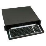 Keyboard-Schublade für Rackeinbau