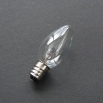 SOBLITE Kerzenlampe C23x53 12V 3W E-12 klar