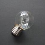 SOBLITE Glühlampe G45x70 24V 25W E-27 klar (EEK: E)