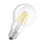 Osram Parathom DIM Classic A Filament 4-40W/827 E27 klar 470lm echt warmweiß dimmbar