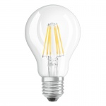 Osram Filament PARATHOM Retrofit advanced CLASSIC A 60 7W/827 E27 warmweiß dimmbar (EEK: A++)