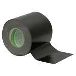 Nichiban Gaffa Tape Gewebeklebeband 150mm/50m schwarz
