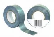 Gaffa Klebeband Gewebeklebeband 50mm/50m silber