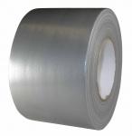 Industrie Gewebeband 100mm/50m silber