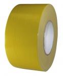 Industrie Gewebeband 75mm/50m gelb