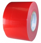 Industrie Gewebeband 100mm/50m rot