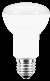 LED Strahler R63 63x102 230V 8W E-27 2700K 530lm (EEK: A+)