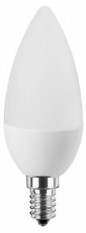 LED Kerze 230V 3W E-14 2700K warmweiß (EEK: A+)