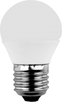 LED Tropfen 45x78 230V 4W E-27 2700K 300lm (EEK: A+)