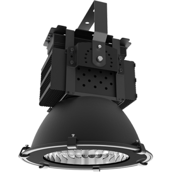 LED Hallenstrahler HighBay 150W 4000K normalweiß 374x459mm Mean Well IP65 (EEK: A+)