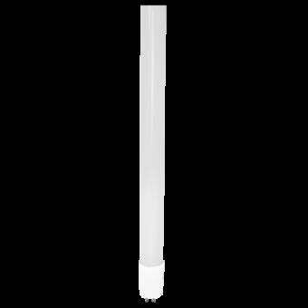 LED Glas Röhre 18W 6500K kaltweiß 1200mm KVG/VVG mit Starter (EEK: A+)