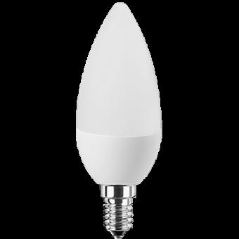 LED Kerze 230V 5W E-14 4000K neutralweiß (EEK: A+)