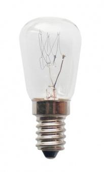 SOBLITE Birnenformlampe 28x63 12V-15V 40W E-14 klar (EEK: E)