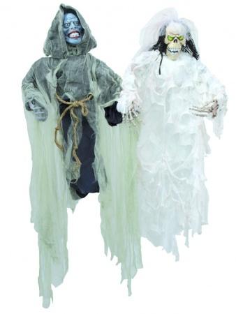 Halloween Hochzeitspaar 95cm bzw.91,5cm
