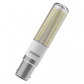OSRAM LED SPC.T SLIM 60 320° 6.3 W/2700K B15d (Ersatz Halolux Ceram)