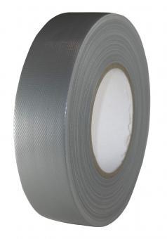 Industrie Gewebeband 38mm/50m silber