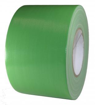 Industrie Gewebeband 100mm/50m hellgrün