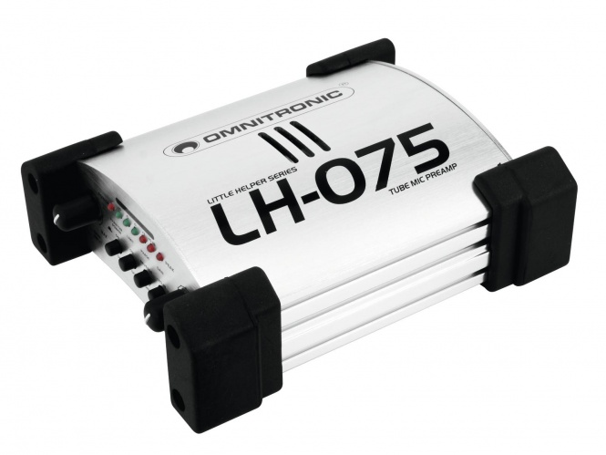 OMNITRONIC LH-075, Mikrofon-Vorverstärker
