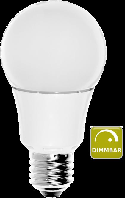 LED Birne 230V 10W E-27 2700K 810lm, dimmbar (EEK: A+)