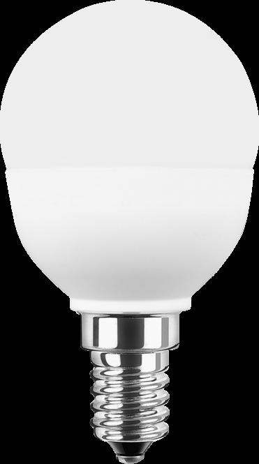LED Tropfen 45x78 230V 5,5W E-14 2700K 470lm (EEK: A+)