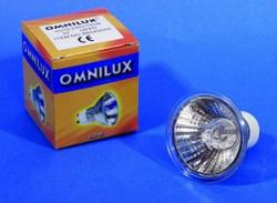 OMNILUX GU-10 230V/50W 2000h 25° (EEK: D)