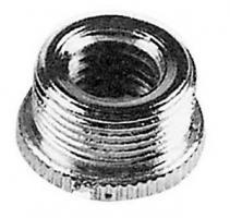 """Adapter 15,875mm (5/8"""") auf 9,525mm (3/8"""") m. Rändel"""