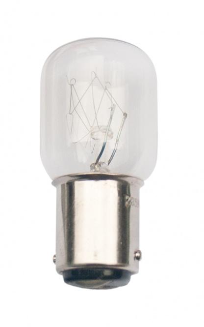 Röhrenlampe 22x48 230-240V 15W Ba15d (RC) (EEK: E)