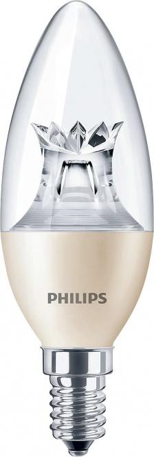PHILIPS MASTER LEDcandle DimTone 4-25W E-14 warmweiß (EEK: A+)