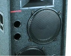 Lautsprechergitter 46cm (18