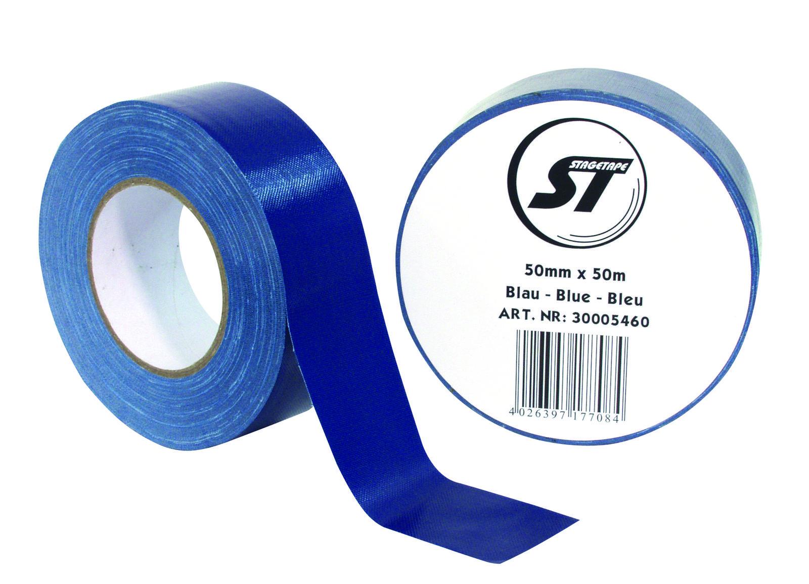 Stagetape Gaffa Klebeband PRO 50mm x 50m blau