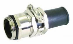 Kabelverschr.m.Gummitülle PG 21 f.18-20mm