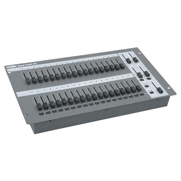 Showtec DMX-Controller Easy Fade 36
