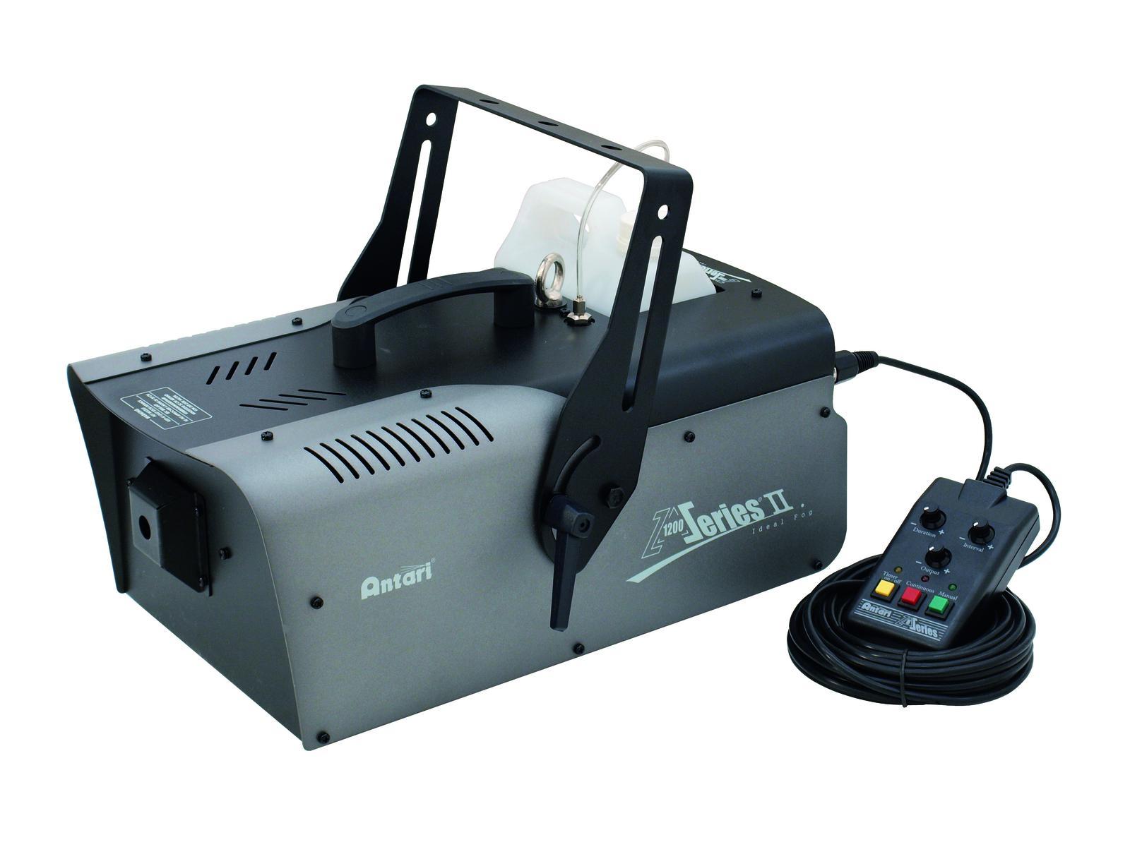 ANTARI Nebelmaschine Z-1200II mit DMX-Controller