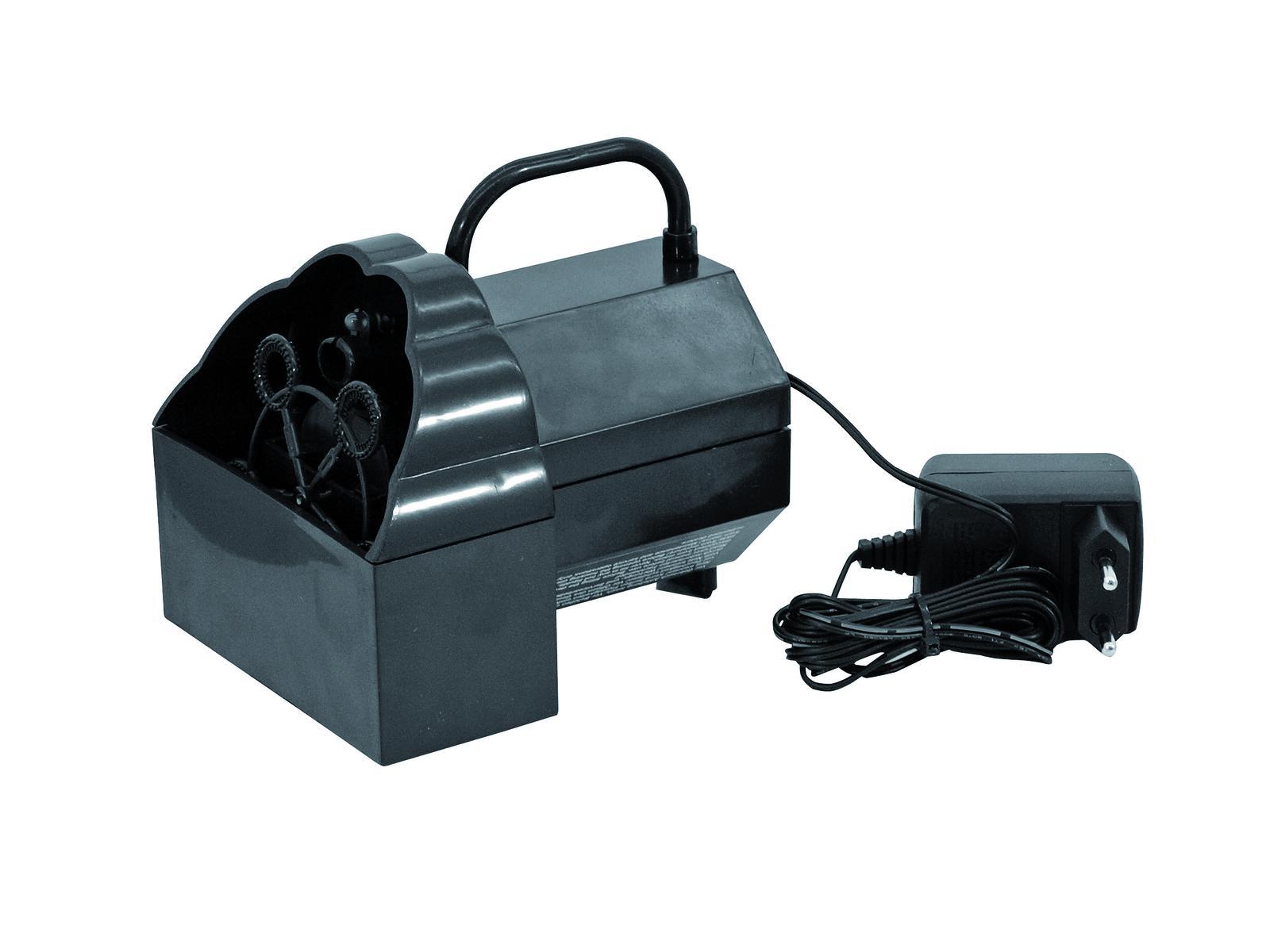 EUROLITE Mini-Seifenblasenmaschine