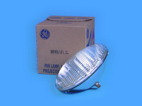 GE PAR-56 12V/300W WFL (Schwimmbadlampe) (made in USA)