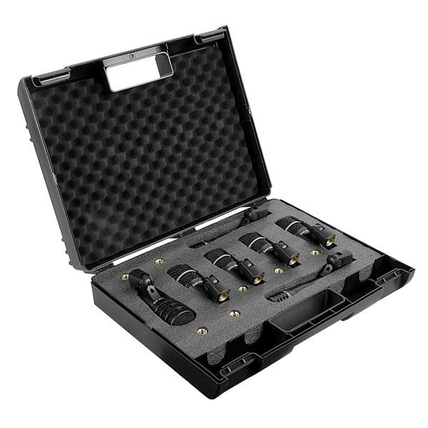 DAP-Audio DAP DK-7 Instrumenten Mikrofon Kit