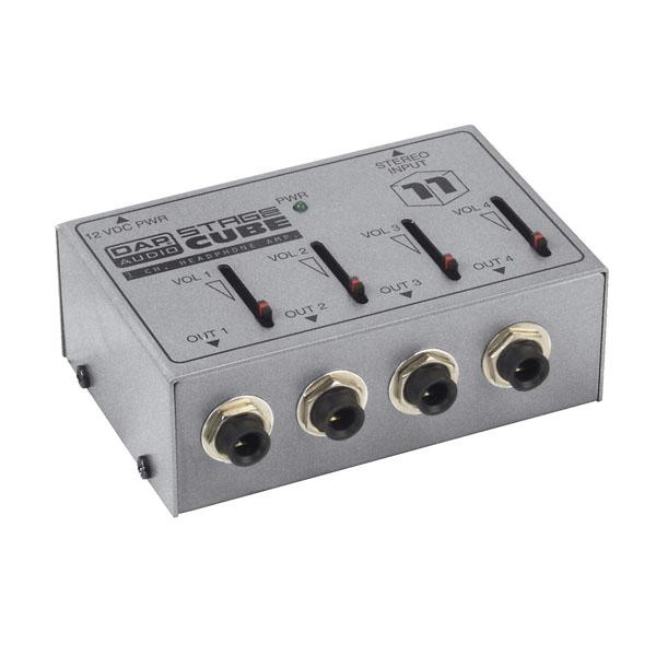 DAP-Audio DAP SC-11 Kopfhörer Verstärker, 1 Kan.
