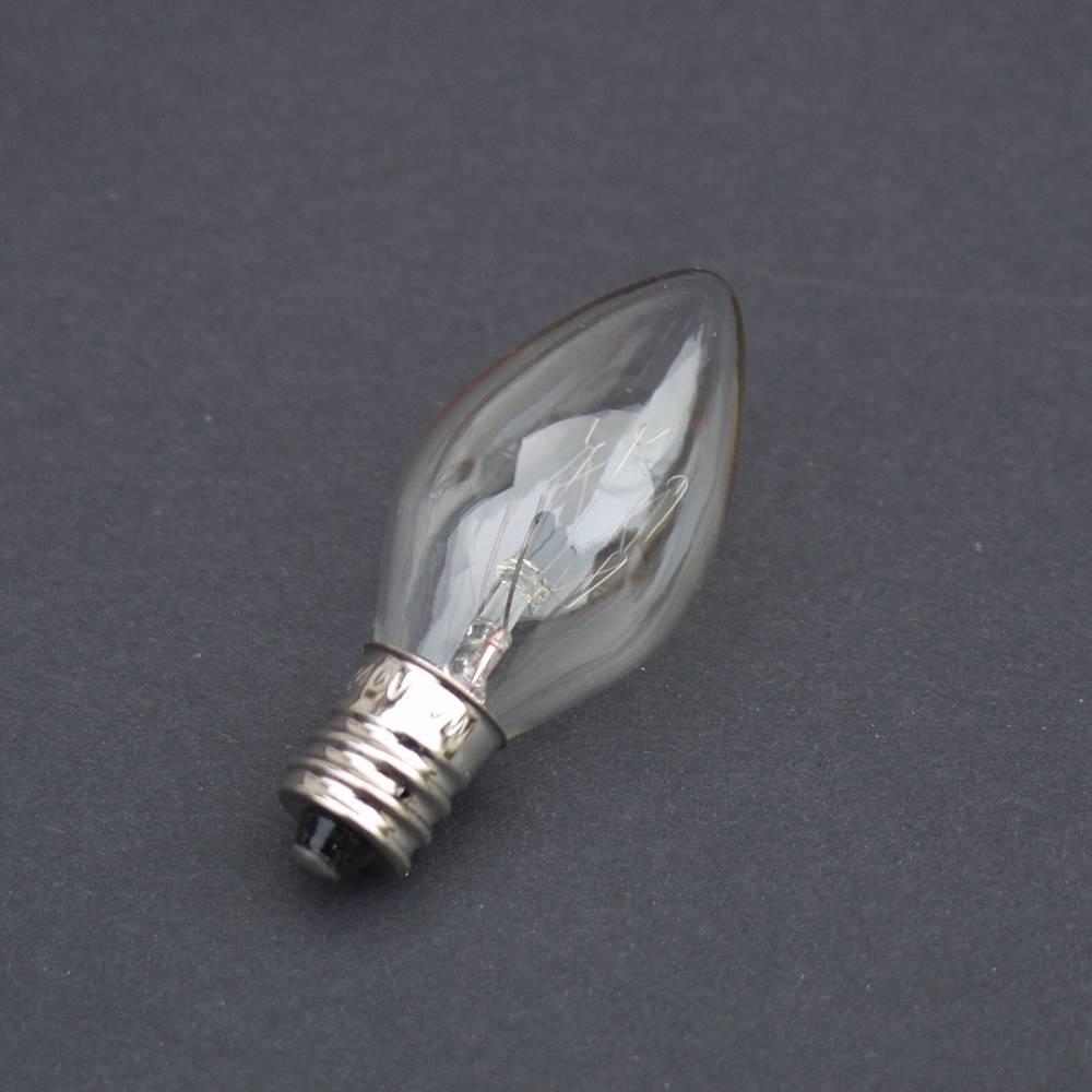Kerzenlampe C23x54 240V 10W E-12 klar (RC)